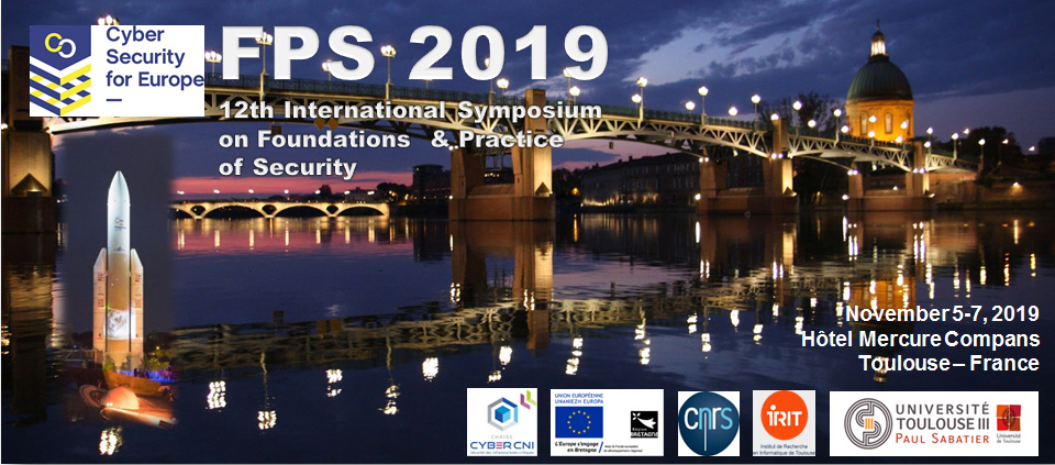 The 12th International Symposium on Foundations & Practice